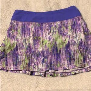 Ivivva skirt size 12